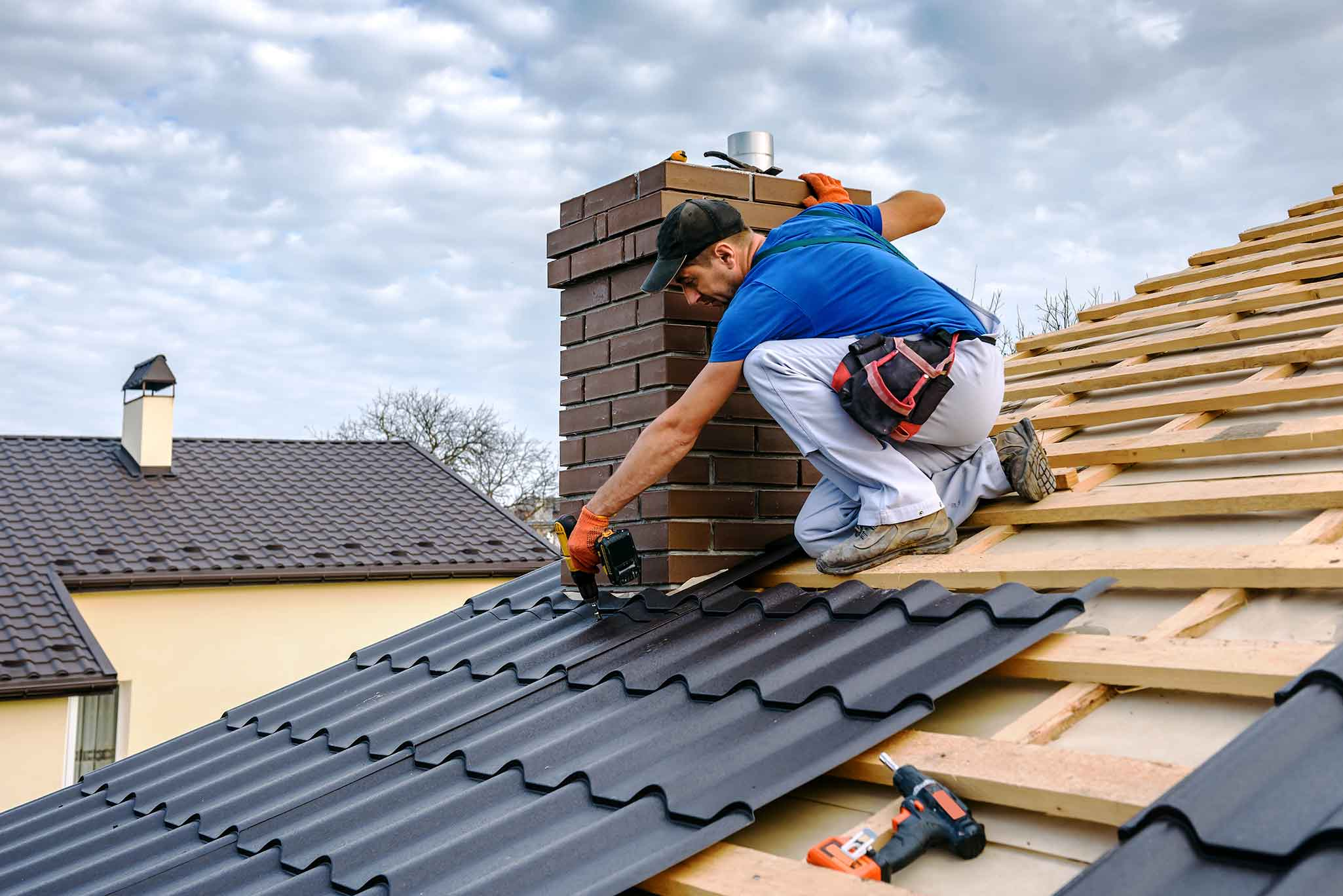 Southline roofing and repair in the Charleston area, gutter and siding installation and repair