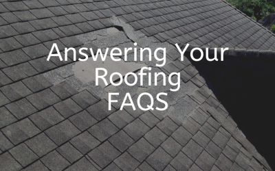Answering Your Roofing FAQS