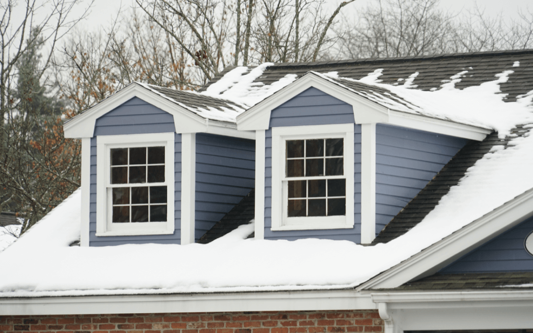 """How """"winter weight"""" can impact your roof"""